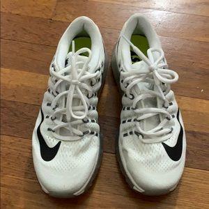 Women's Nike AirMax sneakers size 7